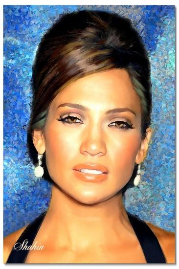 Jennifer Lopez par shahin